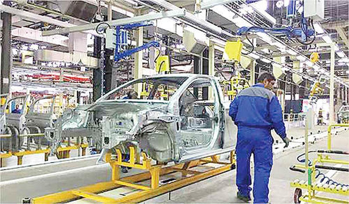 پیشنهاد خودروسازان درباره قیمت خودرو