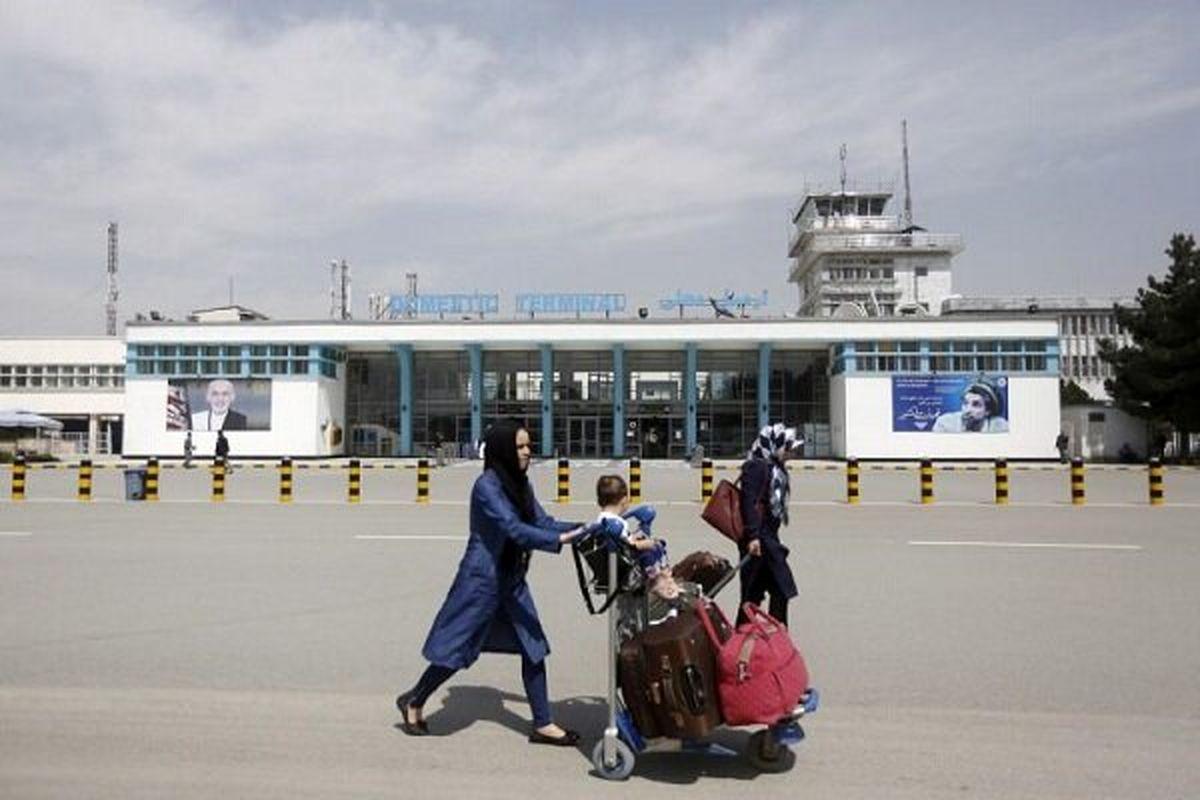 پرواز فردا صبح مشهد به کابل لغو شد