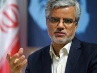 جدیدترین توئیت محمود صادقی در روزهای ابتلا به کرونا
