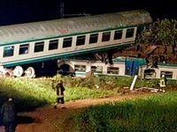 دو کشته در حادثه قطار در ایتالیا