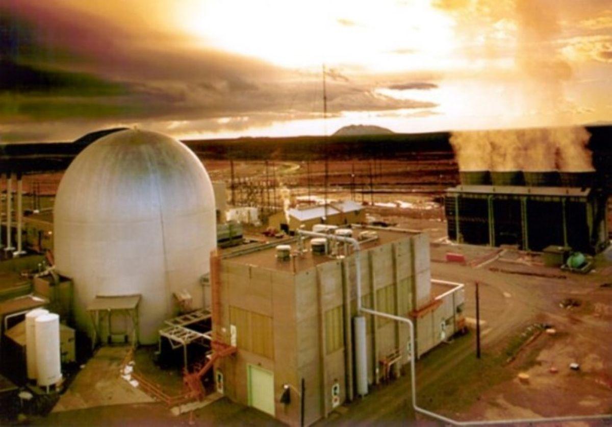 راکتورهای هسته ای آسیا را ببینید!
