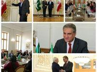 دیدار و گفتگوی ظریف با همتای پاکستانی خود