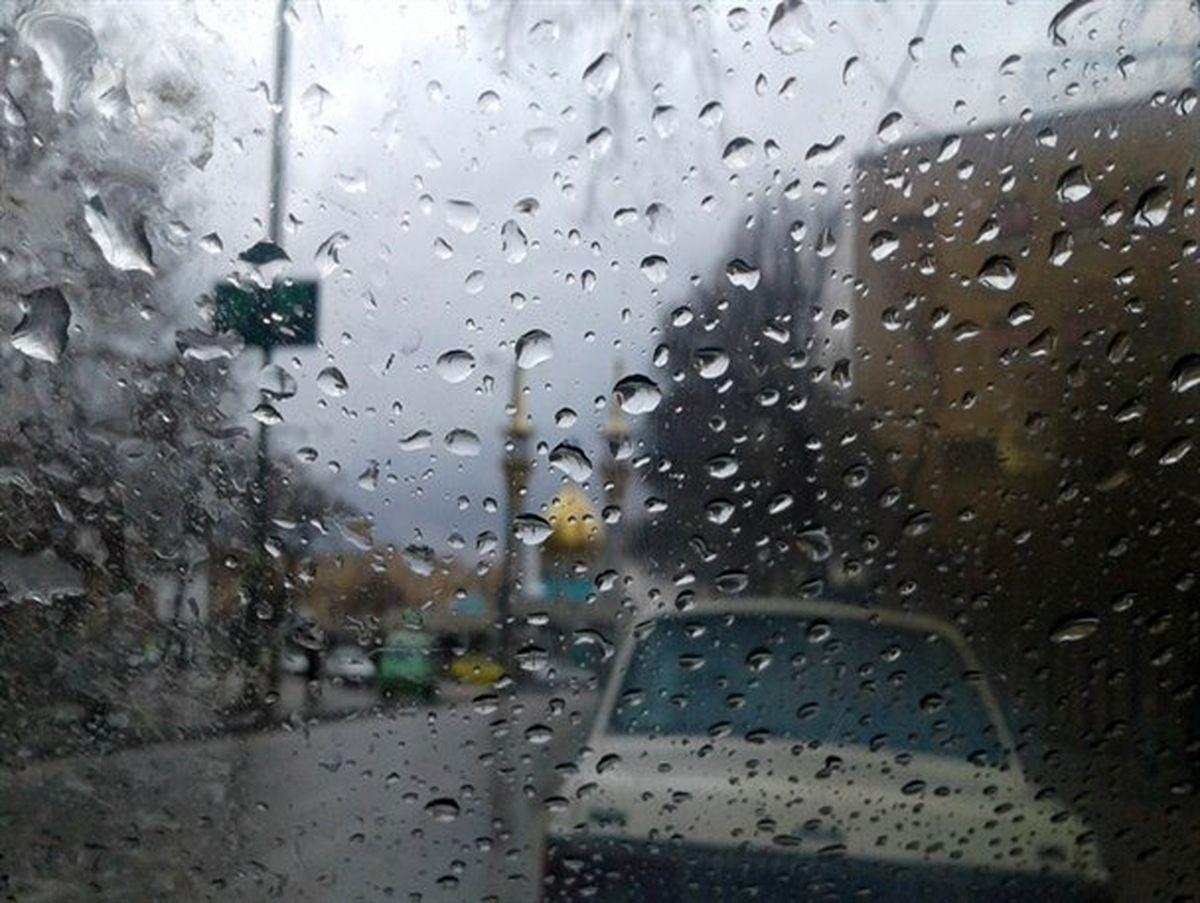 تشریح وضعیت بارشها در کشور طی نوروز۱۴۰۰