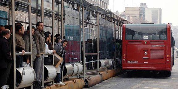 فرسودگی شدید اتوبوسهای پایتخت/ با شلوغ شدن اتوبوسها فاصله گذاری اجتماعی معنی ندارد