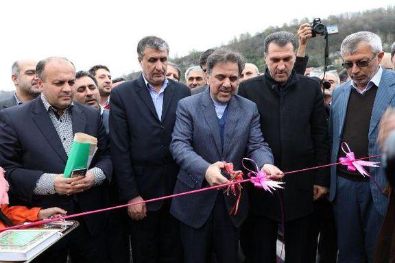 جاده فیروزکوه - قائمشهر چهار خطه شد