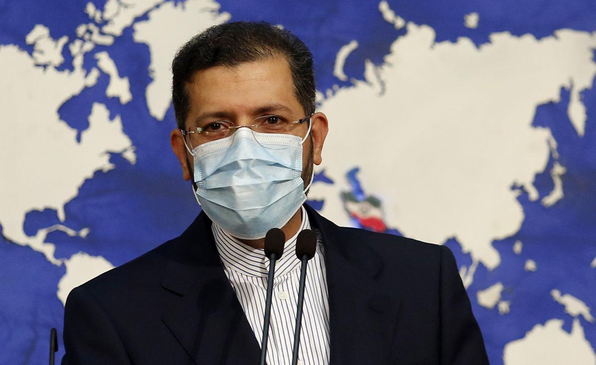انتقاد ایران از بهرهبرداری سیاسی کیف از موضوع هواپیما اوکراینی