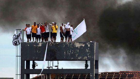 شورش زندانیان در برزیل +تصاویر