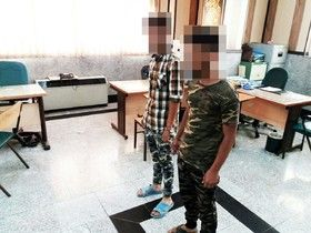 جنایت ۱۸سالهها در فریدونکنار