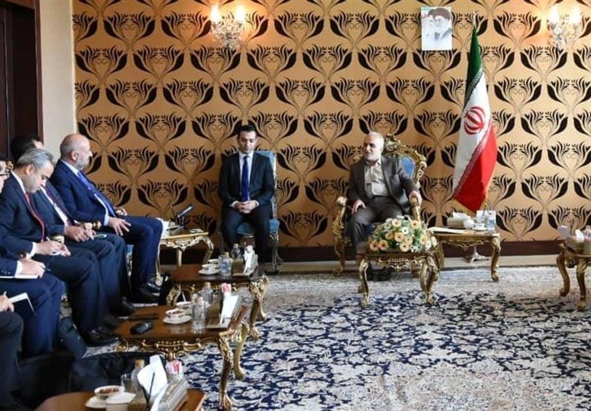 دژپسند: ضرورت گسترش همکاریهای همه جانبه ایران و ترکیه/ حجم تبادلات تجاری به سطح 30میلیارد دلار میرسد