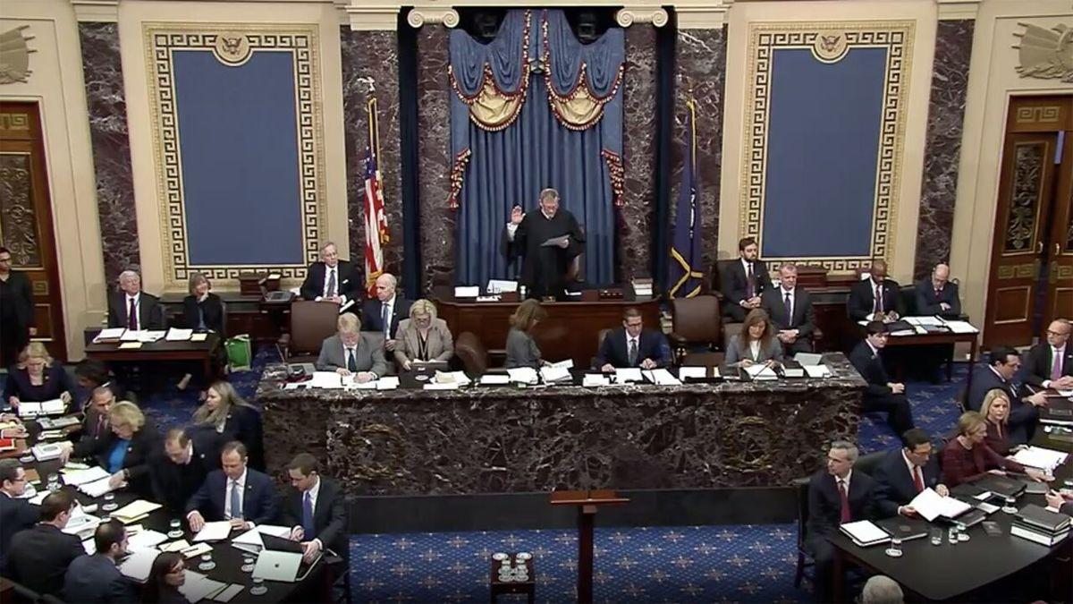 مدافعان استیضاح ترامپ، اتهام اخلال در کار کنگره را تشریح میکنند