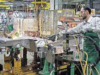 تولیدکنندگان ایرانی ۴۸برابر اروپاییها به بانک سود میدهند