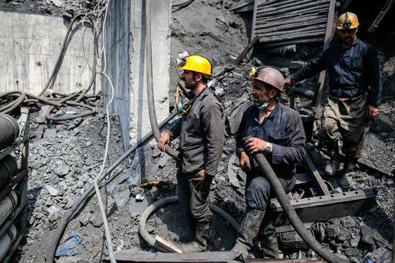 ریزش معدن بر روی راننده ۴۷ ساله بولدزر در محور هراز