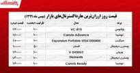 قیمت ارزانترین هارد اکسترنالهای بازار تهران