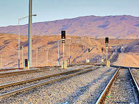 بهرهبرداری از خط راهآهن مهرآباد-ارومیه/ اولین خط ریلی به افغانستان به زودی تکمیل میشود