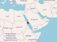 محل دقیق حمله موشکی به نفتکش ایرانی در حوالی جده