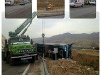 کشته شدن ۲ توریست آلمانی در جاده شیراز +عکس