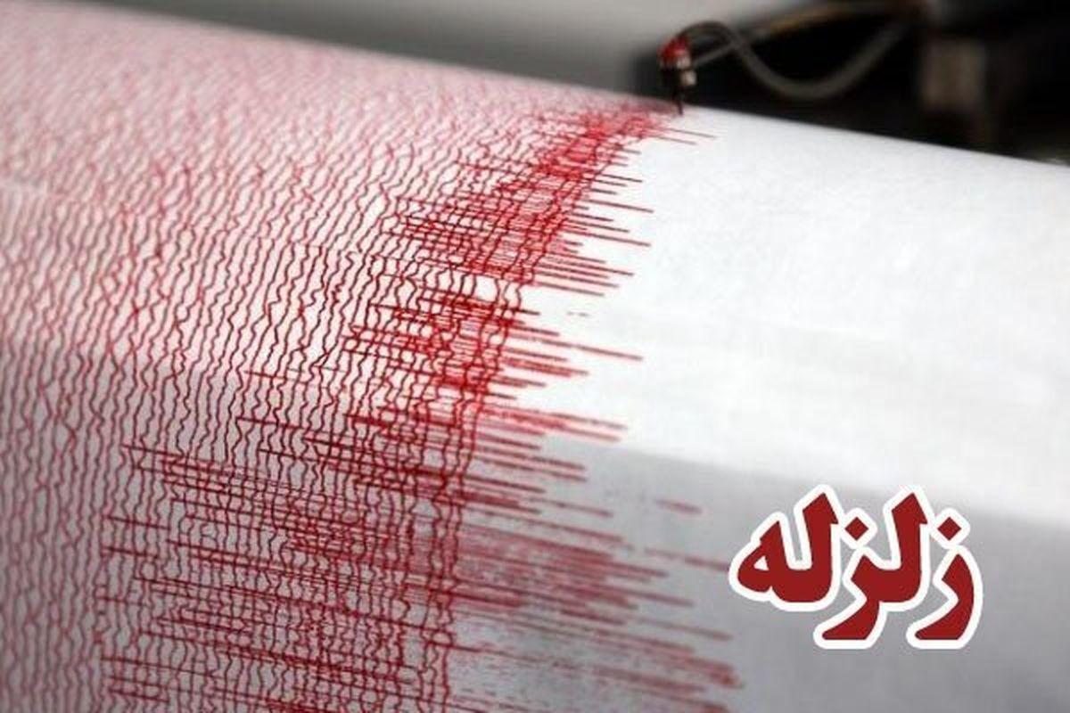 زلزله ۴.۹ ریشتری کهنوج را لرزاند