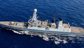 بریتانیا دومین کشتی جنگی خود را در خلیج فارس مستقر میکند