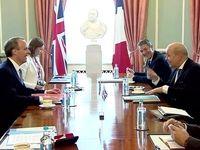 تاکید فرانسه بر همکاری ایران با آژانس بینالمللی انرژی اتمی
