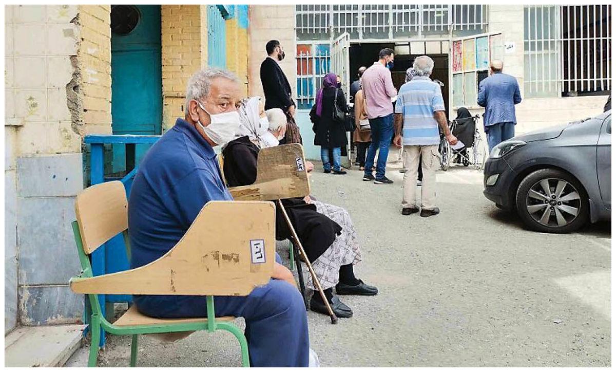استان های صدرنشین در واکسیناسیون کرونا