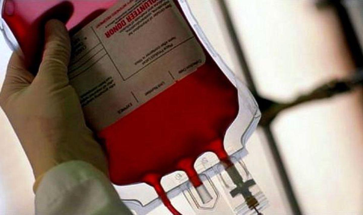 ذخایر خونی در وضعیت قرمز