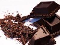 فوائد شکلات تلخ برای بینایی
