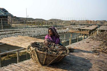 زندگی مردم مسلمان میانمار