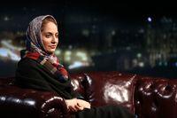 حمله کیهان به مهناز افشار