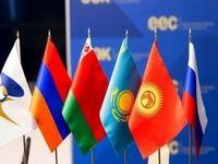 رشد ۶درصدی صادرات ایران به اتحادیه اوراسیا
