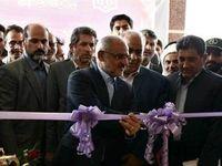 افتتاح مدرسه خلیج فارس بانک قرض الحسنه مهرایران در ثلاث باباجانی