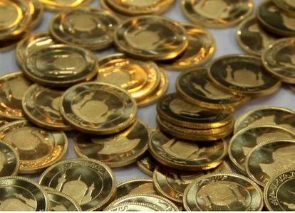 بررسی نوسانات قیمت سکه در دوشنبه ۲۱خرداد