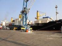 پهلوگیری ۷فروند کشتی حامل کالای اساسی در بندر چابهار