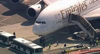 شیوع بیماری ناشناخته در بین مسافران هواپیمای دوبی –نیویورک