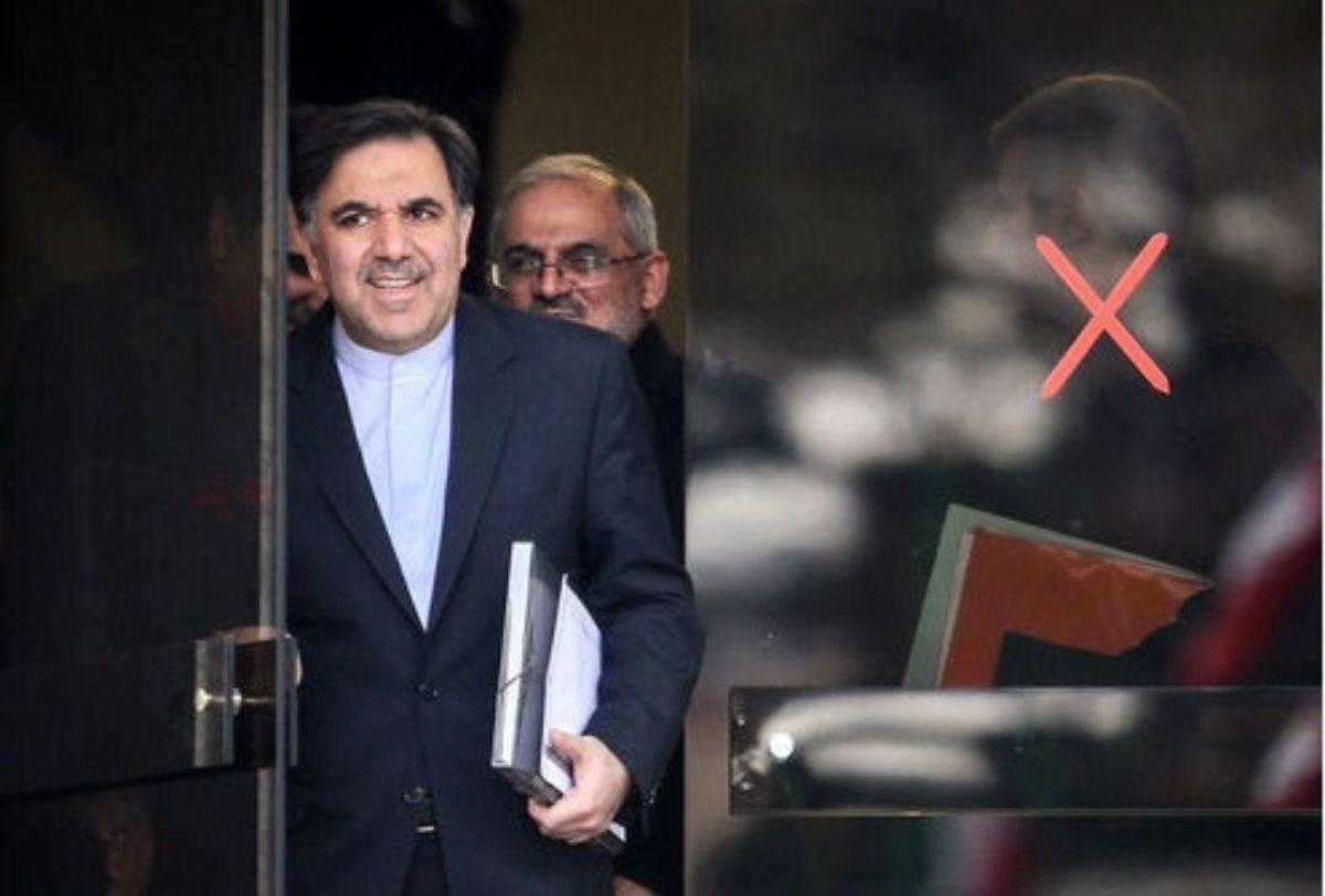 آخوندی از سمت خود استعفا داد +عکس
