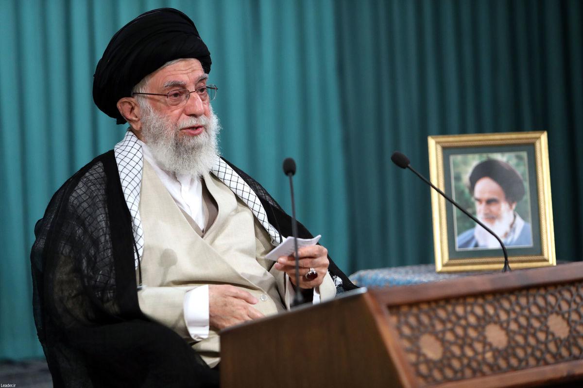 بیانات مهم و منتشر نشده رهبر انقلاب در گفت و گو با آیت الله هاشمی امشب منتشر می شود