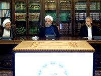 اعلام آمادگی روسای قوای مقننه و قضائیه برای حمایت از تلاشهای دولت برای حل چالشهای اصلی اقتصاد / تأکید بر ادامه رسیدگی به لوایح چهارگانه دولت در مجلس شورای اسلامی