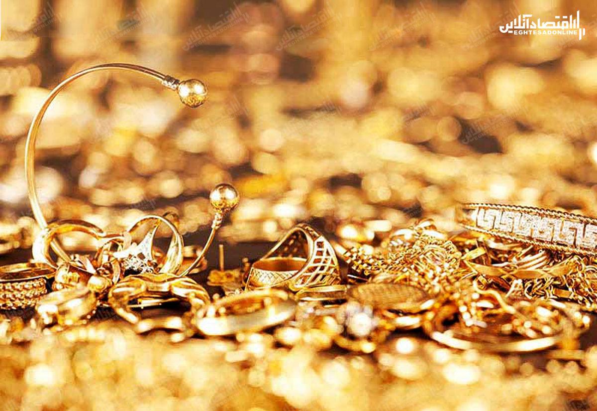 پیش بینی قیمت طلا در روزهای ریزش نرخ ارز/ افزایش تقاضا عامل گرانی سکه امامی