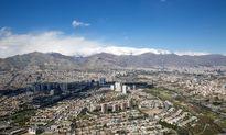 تهرانی ها امسال ۴۵ روز هوای سالم تنفس کرده اند