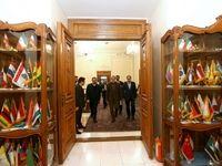 نشست رسانهای علی لاریجانی در مجلس مشروطه +تصاویر