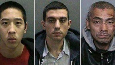 دستگیری زندانی ایرانی فراری کالیفرنیا