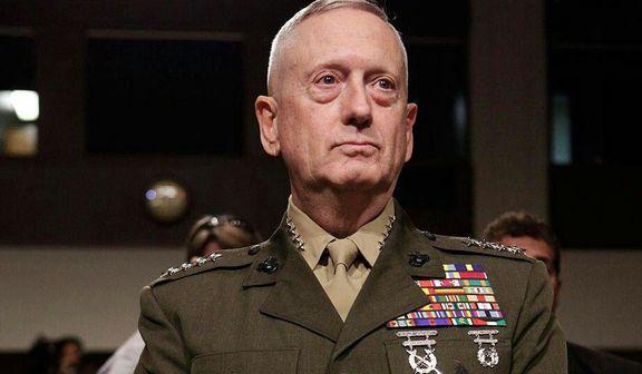 متیس: در حال ارزیابی اطلاعات مربوط به سوریه هستیم