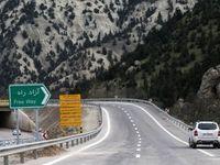 توضیح معاون وزیر درباره ریزش بخشی از آزادراه تهران-شمال