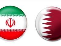 تأکید بر توسعه روابط اقتصادی ایران و قطر در دیدار لاریجانی با همتای قطری
