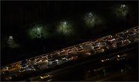 نقض قانون منع تردد شبانه +عکس