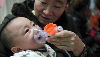 تشریح راههای انتقال آسم به کودکان