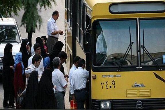 4000راننده اتوبوس در صف دریافت کارت خرید دولتی
