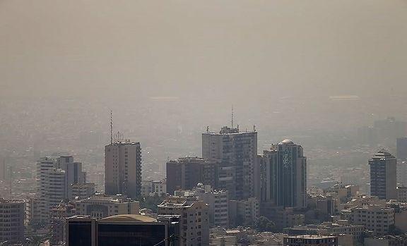 انباشت آلایندهها در شهرهای صنعتی و پرجمعیت