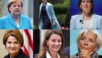 زنان قدرتمند دنیا را بیشتر بشناسیم +تصاویر