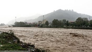 سیل و آب گرفتگی در ۲۹ شهر