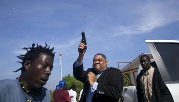 جنجال تیراندازی یک نماینده مجلس به مردم +تصاویر